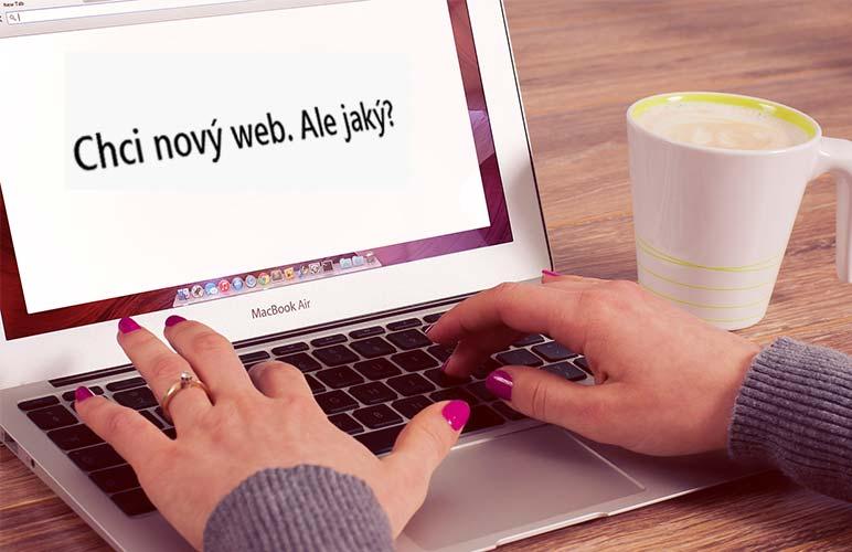 3 otázky, které si položte, než začnete s tvorbou webu